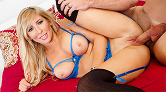 cheap porn - naughtyamerica - blonde banged hard