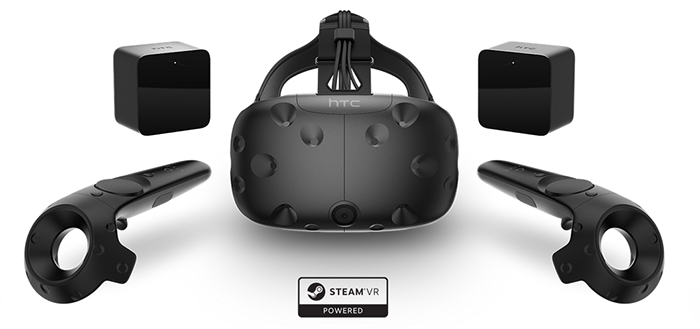 htc vive full package